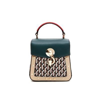 trunkino bag small multi green2